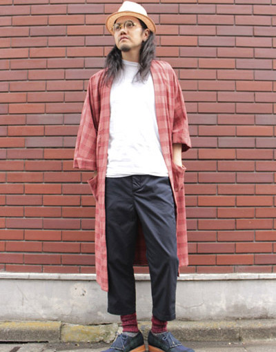 R.S Gown  x Palm d'Or pants